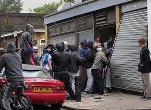 london-looting