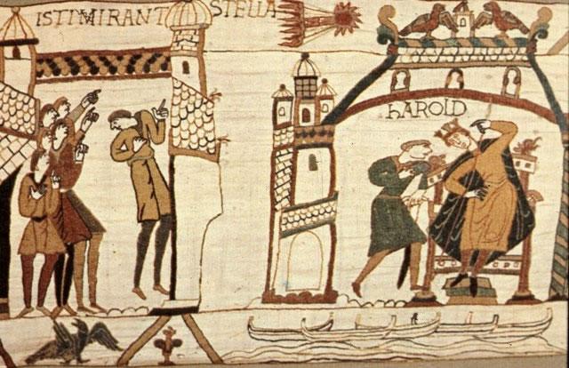 Halley's Comet 1066