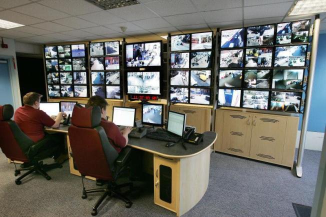 CCTV+Control