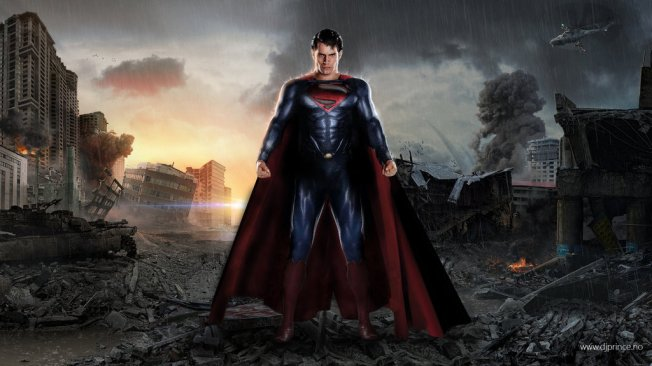 A Hero Will Rise: Man of Steel