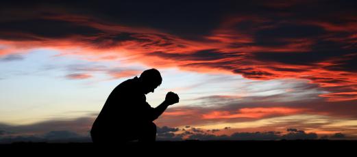 prayer-kneeling