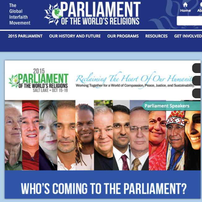 WPR main page
