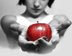 temptation-apple