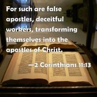 false-apostles