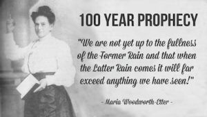 Latter Rain Prophecy