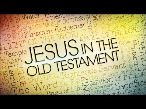jesus in old testament