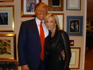 Paula White and Trump